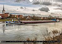 Schiffe auf dem Main - Wasserstrasse Main (Wandkalender 2019 DIN A4 quer) - Produktdetailbild 4