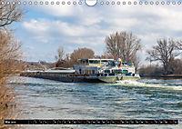 Schiffe auf dem Main - Wasserstraße Main (Wandkalender 2019 DIN A4 quer) - Produktdetailbild 5
