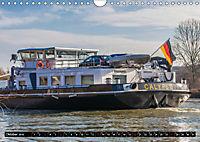Schiffe auf dem Main - Wasserstraße Main (Wandkalender 2019 DIN A4 quer) - Produktdetailbild 10