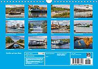 Schiffe auf dem Main - Wasserstraße Main (Wandkalender 2019 DIN A4 quer) - Produktdetailbild 13