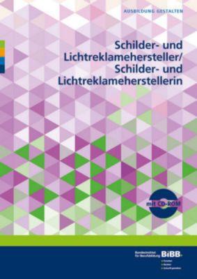 Schilder- und Lichtreklamehersteller/Schilder- und Lichtreklameherstellerin