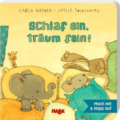 Schlaf ein, träum fein!, Carla Häfner