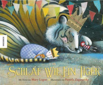 Schlaf wie ein Tiger, Mary Logue, Pamela Zagarenski
