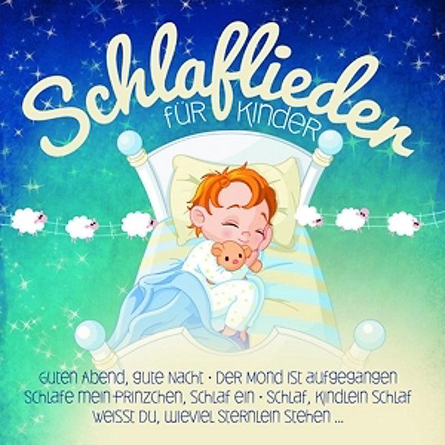Schlaflieder Für Kinder Cd Von Various Bei Weltbildde Bestellen
