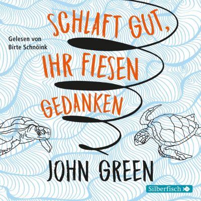 Schlaft gut, ihr fiesen Gedanken, John Green