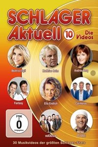Schlager Aktuell 10, Various