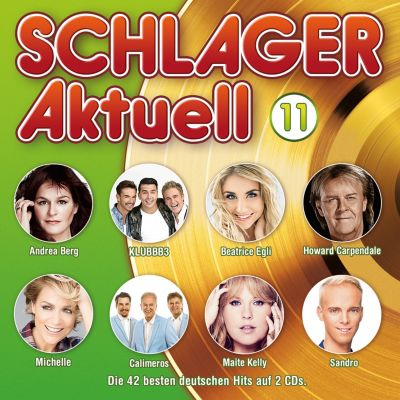 Schlager Aktuell 11, Various