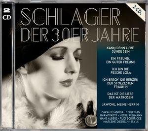 Schlager Der 30er Jahre, Various