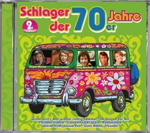 Schlager Der 70er Jahre, Diverse Interpreten