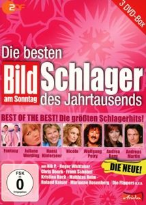 Schlager des Jahrtausend - Best Of The Best, Various