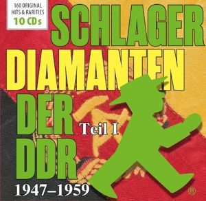 Schlager Diamanten Der Ddr 1947-1959, Diverse Interpreten