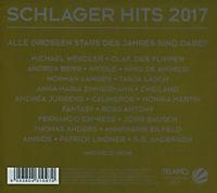 Schlager Hits 2017 (3 CDs + DVD) - Produktdetailbild 1