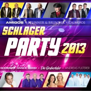 Schlager Party 2013, Diverse Interpreten