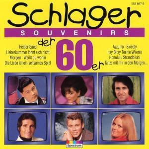 Schlager Souvenirs Hits der 60er, Diverse Interpreten