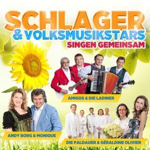 Schlager & Volksmusikstars Sin, Diverse Interpreten