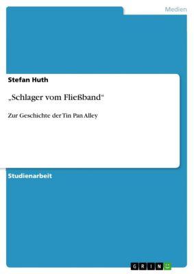 """""""Schlager vom Fließband"""", Stefan Huth"""