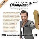 Schlagerchampions 2019 - Das große Fest der Besten (2 CDs), Various