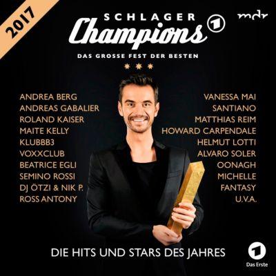 Schlagerchampions - Das große Fest der Besten, Diverse Interpreten