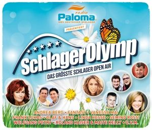 Schlagerolymp-Die Party, Various