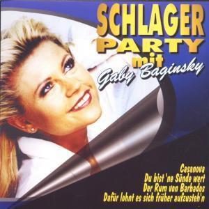 Schlagerparty Mit, Gaby Baginsky