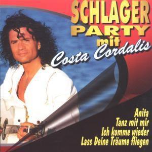 Schlagerparty Mit, Costa Cordalis