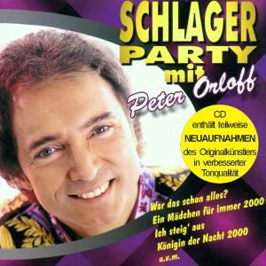 Schlagerparty Mit (Enthält Re-Recordings), Peter Orloff