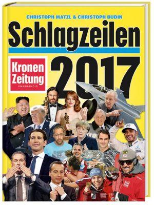 Schlagzeilen 2017, Christoph Matzl, Christoph Budin