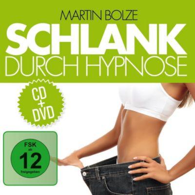 Schlank durch Hypnose, 1 Audio CD + 1 DVD Hörbuch Weltbild.ch