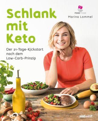 Schlank mit Keto - Marina Lommel |
