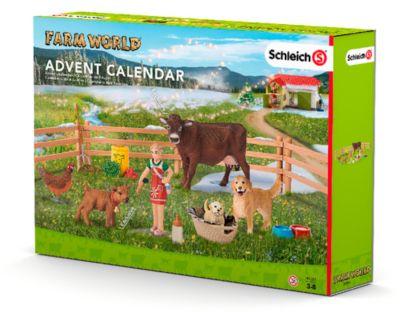 Schleich - Adventskalender Bauernhof 2016