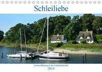 Schleiliebe (Tischkalender 2019 DIN A5 quer), Renate Grobelny