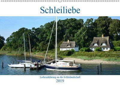 Schleiliebe (Wandkalender 2019 DIN A2 quer), Renate Grobelny