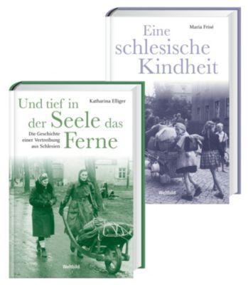Schlesienschicksale 2er Package, Katharina Elliger, Maria Frise