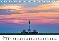 Schleswig-Holstein Sehenswürdigkeiten (Tischkalender 2019 DIN A5 quer) - Produktdetailbild 1