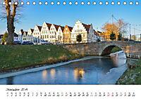 Schleswig-Holstein. Stadt - Land - Meer (Tischkalender 2019 DIN A5 quer) - Produktdetailbild 2