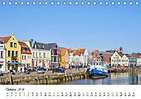 Schleswig-Holstein. Stadt - Land - Meer (Tischkalender 2019 DIN A5 quer) - Produktdetailbild 9