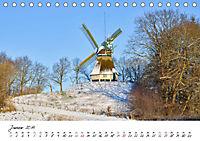 Schleswig-Holstein. Stadt - Land - Meer (Tischkalender 2019 DIN A5 quer) - Produktdetailbild 13