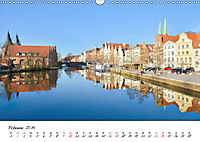 Schleswig-Holstein. Stadt - Land - Meer (Wandkalender 2019 DIN A3 quer) - Produktdetailbild 2