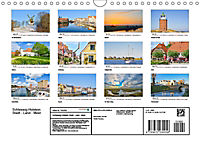 Schleswig-Holstein. Stadt - Land - Meer (Wandkalender 2019 DIN A4 quer) - Produktdetailbild 13