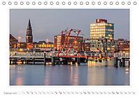 Schleswig-Holstein - über Stadt und Land (Tischkalender 2019 DIN A5 quer) - Produktdetailbild 2