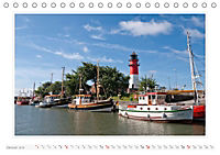Schleswig-Holstein - über Stadt und Land (Tischkalender 2019 DIN A5 quer) - Produktdetailbild 1