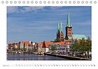 Schleswig-Holstein - über Stadt und Land (Tischkalender 2019 DIN A5 quer) - Produktdetailbild 6