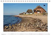 Schleswig-Holstein - über Stadt und Land (Tischkalender 2019 DIN A5 quer) - Produktdetailbild 8