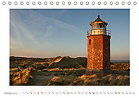 Schleswig-Holstein - über Stadt und Land (Tischkalender 2019 DIN A5 quer) - Produktdetailbild 10