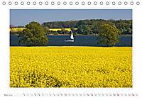 Schleswig-Holstein - über Stadt und Land (Tischkalender 2019 DIN A5 quer) - Produktdetailbild 5