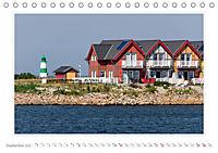 Schleswig-Holstein - über Stadt und Land (Tischkalender 2019 DIN A5 quer) - Produktdetailbild 9