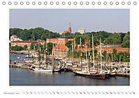Schleswig-Holstein - über Stadt und Land (Tischkalender 2019 DIN A5 quer) - Produktdetailbild 11