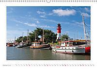 Schleswig-Holstein - über Stadt und Land (Wandkalender 2019 DIN A3 quer) - Produktdetailbild 1