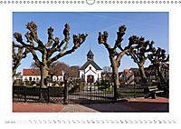 Schleswig-Holstein - über Stadt und Land (Wandkalender 2019 DIN A3 quer) - Produktdetailbild 7