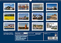 Schleswig-Holstein - über Stadt und Land (Wandkalender 2019 DIN A3 quer) - Produktdetailbild 13